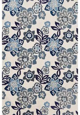 Trans Ocean Floral 218003 China Blue