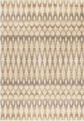 Orian Rugs Ikat Ombre 3631 Ivory