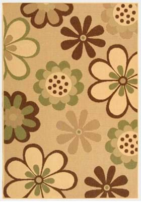 Safavieh CY4035A Natural Brown Olive