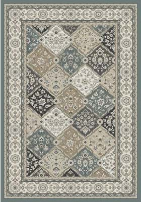 Dynamic Rugs 8471 510 Blue Ivory