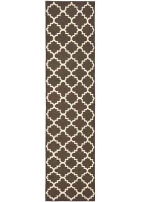 Safavieh DHU554C Brown Ivory