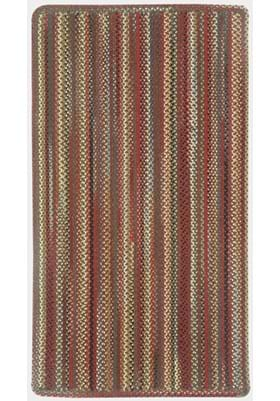 Capel Portland Brown VerticalStripe Rectangle