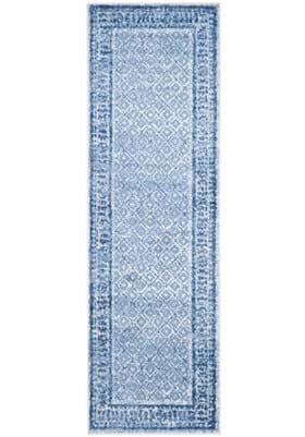 Safavieh ADR110D Silver Blue