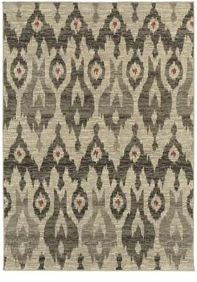 Oriental Weavers 6301E Ivory Grey