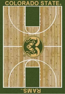 Milliken Colorado State Home Court 1065