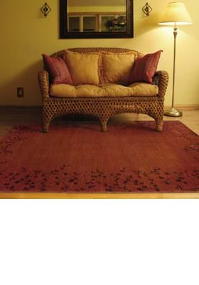 Oriental Weavers 004C1 Red