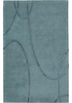 Rugs America 4605D Aquarium Blue