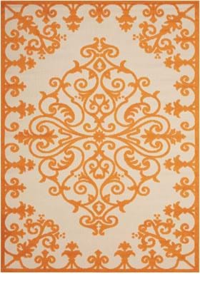 Nourison ALH12 Orange