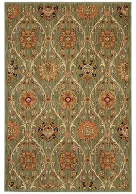 American Rug Craftsmen Barre 90560 Aqua 50118