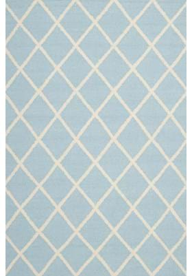 Safavieh DHU565B Light Blue Ivory