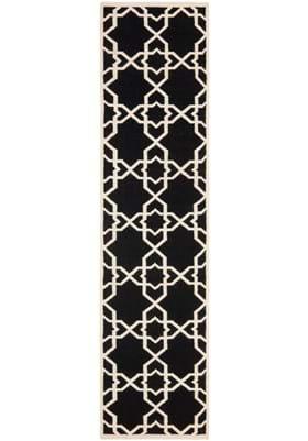 Safavieh DHU548L Black Ivory