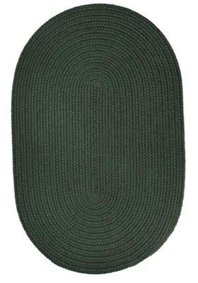 Rhody Rug S-018 Spruce Green