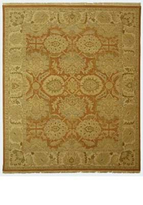 Safavieh SUM418A Brown Ivory