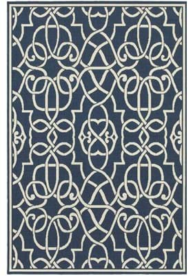 Oriental Weavers 2205B Navy