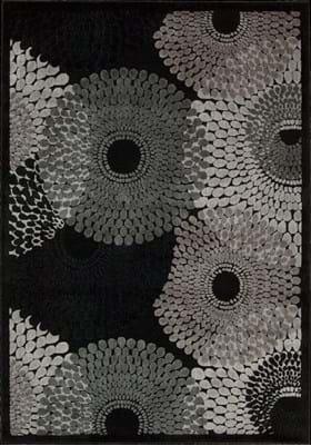 Nourison GIL04 Black