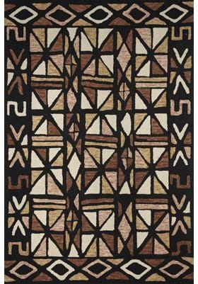 Loloi Rugs NAL-05 Spice Black