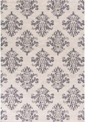 KAS Damask 7431 Grey