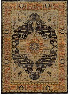 Oriental Weavers 7138B Gold