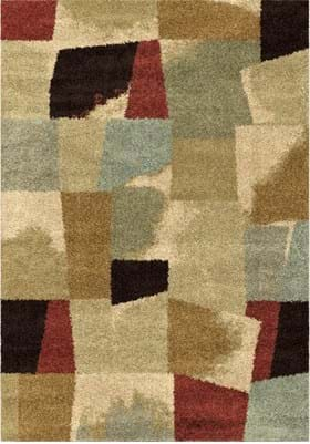Orian Rugs Rampart 1681 Multi