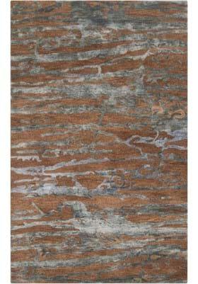 Surya BAN-3300 Sepia Slate Blue