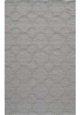 Rugs America 8125A Light Blue