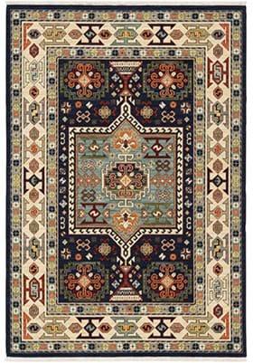 Oriental Weavers 41H Blue