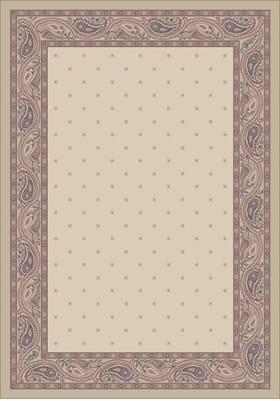 Milliken Paisley 7318 Opal 2000
