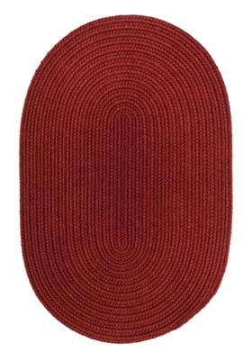Rhody Rug S-121 Barn Red