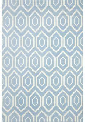 Safavieh DHU556B Blue Ivory