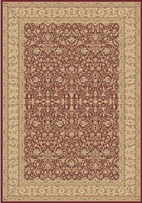 Dynamic Rugs 58004 300 Red