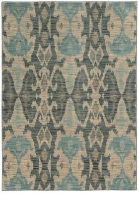 Oriental Weavers 6410D Ivory Grey