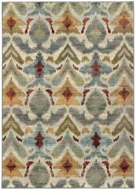 Oriental Weavers 6371C Ivory Grey