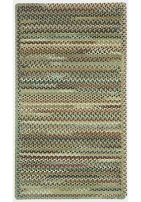 Capel Bangor Sage Green CrossSewn Rectangle