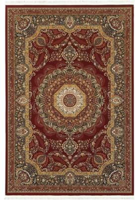 Oriental Weavers 113R Red Multi