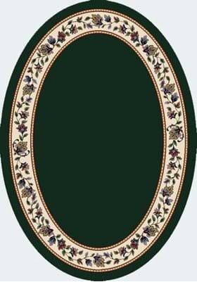 Milliken Symphony Solid 4883 Emerald 11001