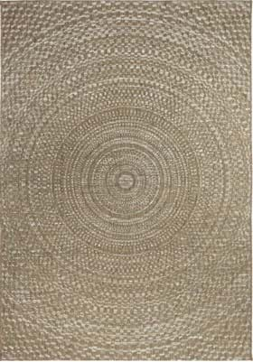 Orian Rugs Cerulean 4001 Gray Brown