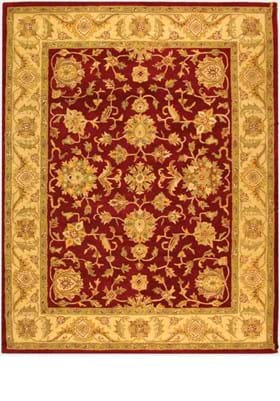 Safavieh AT312C Red Gold