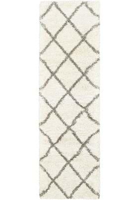 Oriental Weavers 90W Ivory Grey