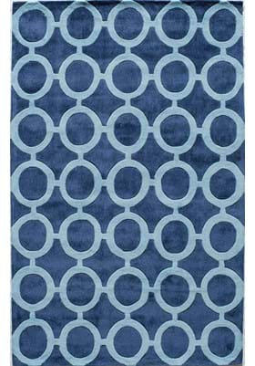 Rugs America 6205C Royal Blue