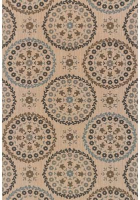 Loloi Rugs VO-06 Natural Multi