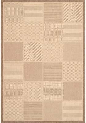 Safavieh CY2109 3001 Natural Brown