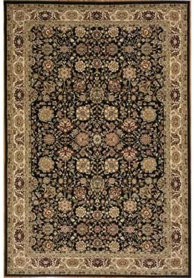 Rugs America 1332 Tabriz Black