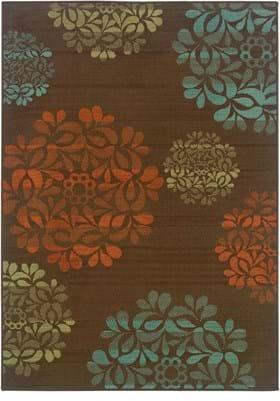 Oriental Weavers 2635N Brown