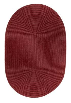 Rhody Rug S-005 Colonial Red