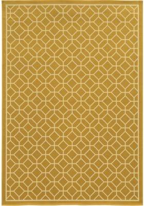 Oriental Weavers 4771H Gold Ivory