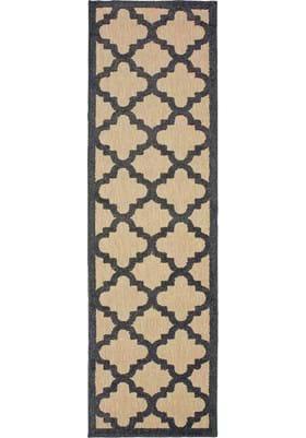 Oriental Weavers 660N Sand Charcoal