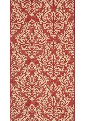 Safavieh CY6930-28 Red Creme