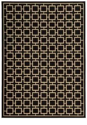 Oriental Weavers 3885C Black Beige