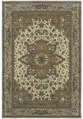 Oriental Weavers 5991D Ivory Brown