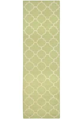 Safavieh DHU554A Light Green Ivory